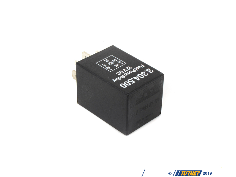 13631276264 Relay Black 7 Prong Fuel Pump Relay