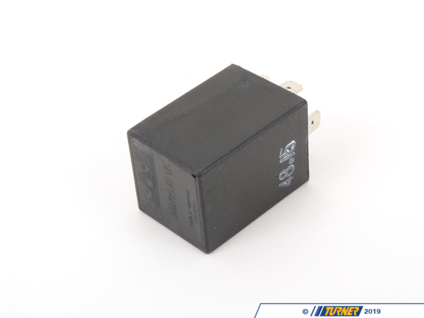 T#19416 - 13631276264 - Relay - Black 7-prong - Fuel Pump Relay - Kaehler - BMW