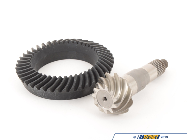 T#1565 - E46M3RP - BMW Motorsport Ring & Pinion Gear Set (R&P only) - 3.91 - E46 M3, E60 M5, E63 M6 - Genuine BMW Motorsport - BMW