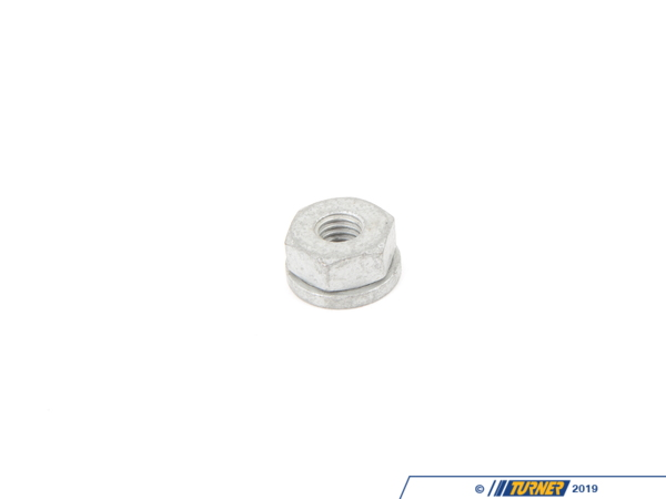 T#8120 - 34411151209 - Genuine BMW Hex Nut M6 - 34411151209 - E36,E39,E53 - Genuine BMW -