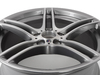 T#66789 - 36117844343 - Genuine BMW Gloss-turned Light Alloy Rim - 36117844343 - Genuine BMW -