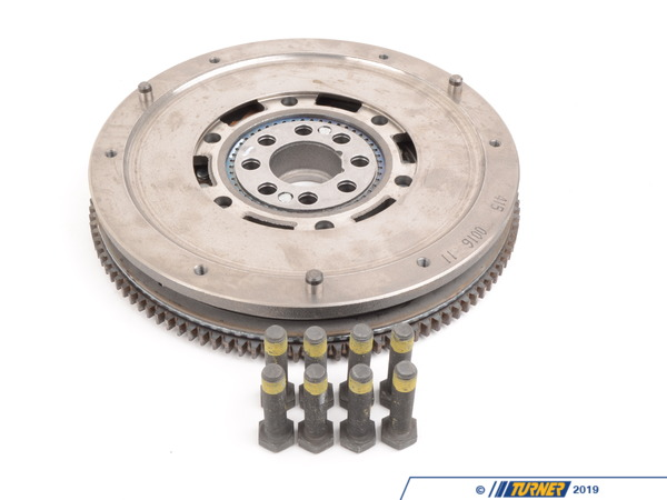 T#19633 - 21211223550 - OEM LuK Twin Mass Flywheel -- E30 E36 Z3 - M42 M44 - LUK - BMW