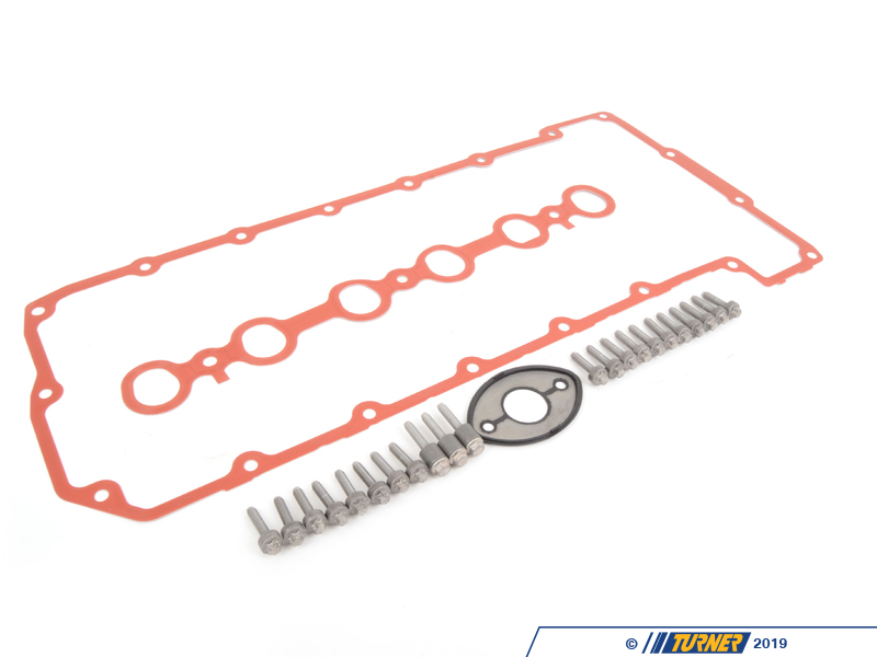 TMS180874 - Genuine BMW Valve Cover Gasket Overhaul Kit - E90 325i ...