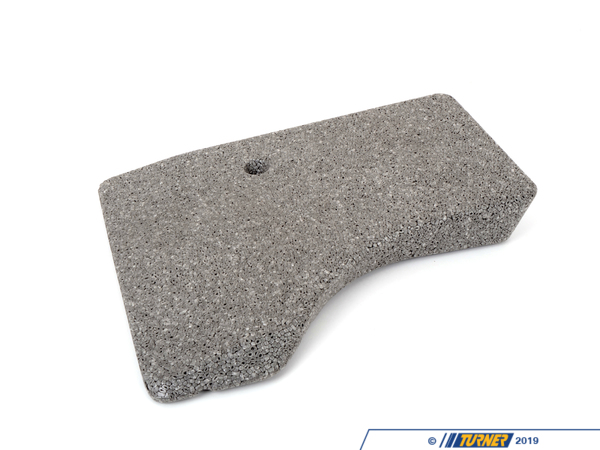 T#111512 - 51477066980 - Genuine BMW Foam Insert Footwell Front R - 51477066980 - Genuine BMW -