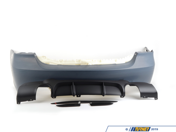 T#5200 - 51192149630 - BMW Rear Aero Kit For Ve. - Genuine BMW -