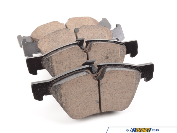 T#15852 - 34116763618 - BRAKES Repair Kit, Brake Pads 34116763618 - Pagid -