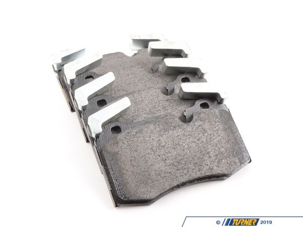 T#15869 - 34116789157 - BRAKES Repair Kit, Brake Pads 34116789157 - REPAIR KIT, BRAKE PADS ASBES - Pagid -