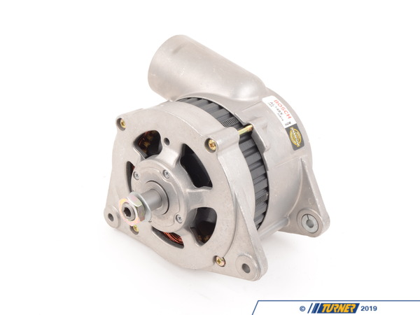 T#224664 - AL148X - OEM Bosch Remanufactured Alternator - 140 amp -- E32 735i/iL E34 530i 535i - Bosch - BMW