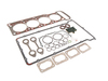 T#288 - 11121316992 - Head Gasket Set - E30 M3 2.3L  - E30 M3 2.3 Head Gasket Set. Includes all the gaskets and seals needed when rebuilding the S14 cylinder head, along with the head gasket.This set of gaskets is a both a time and money saver. It includes all of the commonly replaced gaskets, seals, and o-rings when performing this overhaul. Having these on hand instead of chasing them down at the last minute will save you time, money, and frustration. With this area of the engine apart you're going to want or need to replace these items anyway to ensure it's free of fluid and vacuum leaks. This is especially important because some states have very strict emissions regulations and vacuum and oil leaks can lead to failed inspections tests. On newer cars this can also create issues in the on-board diagnostics system. Even if you're not pulling the head this set includes so many valuable parts you'll want to keep this on hand to use for spares.If you drive a European vehicle, chances are high your vehicle came equipped with one or more Victor Reinz gaskets. Choose OE quality VR gaskets and seals and do the job right the first time.Complete Parts List(click to expand)BMW p/nQtyDescription071199063282large tensioner rail o-ring071199630301gasket ring071199630731coolant connector o-ring071199633551coolant plug seal ring071199634181timing tensioner o-ring111212773501rear coolant connector o-ring111213041731cam tray-to-cylinder head o-ring111213041744cam tray-to-cylinder head o-ring,spark plug holes111213067291rear timing cover profile gasket111213127171valve cover gasket111213121732valve cover gasket,spark plug holes111213167141head gasket111412714152camshaft cover plate seal113113042571timing chain axle o-ring113113074081small tensioner rail o-ring113490591712valve stem seal,2 packs of 8 (16 total)114113041784coolant pipe o-ring116213129614exhaust manifold-to-cylinder head gasket121112522572camshaft cover o-ring135413073802idle distribution block o-ringThis item fits the following BMWs:1987-1991  E30 BMW M3 - Victor Reinz - BMW