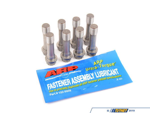 ARP ARP Connecting Rod Bolt Kit for E30 M3 2.3 liter 201-6104