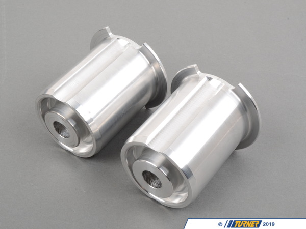 T#303986 - TDRZ380444 - Solid Rear Subframe Mounts - Turner Motorsport -
