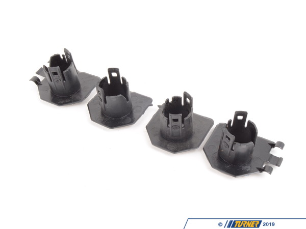 T#75216 - 51110009479 - Genuine BMW Set Of Mounts For Pdc Sensor - 51110009479 - Genuine BMW -