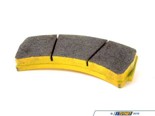 T#2514 - TMS2514 - StopTech Calipers ST60 - Race Brake Pad Set - Pagid RS29 Yellow - StopTech - BMW MINI