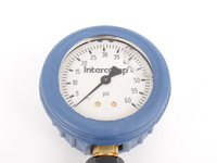 T#3194 - 360067 - Intercomp 2.5 inch Liquid Filled Tire Pressure Gauge 0-60psi - Turner Motorsport - BMW MINI