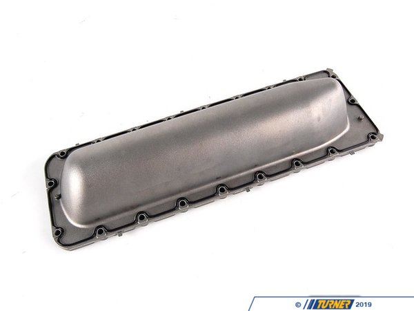 Genuine BMW Valley Cover with Gasket - E39 540i E38 740i E32 740i E34 540i X5 V8 engine 11141742042