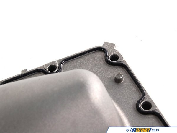 T#2810 - 11141742042 - Valley Cover with Gasket - E39 540i E38 740i E32 740i E34 540i X5 V8 engine - Genuine BMW - BMW