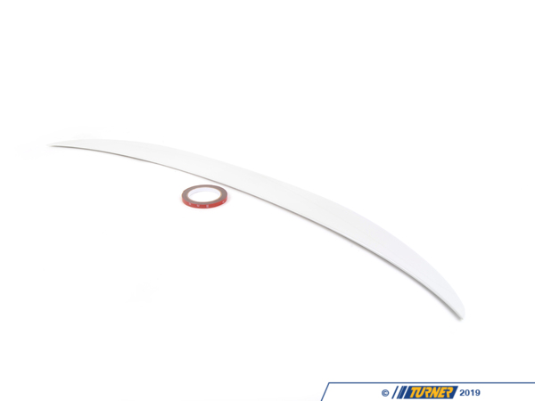 T#302304 - F30PSPOILER-300 - Painted Rear Spoiler - F30 320i 328i 335i - Turner Motorsport -