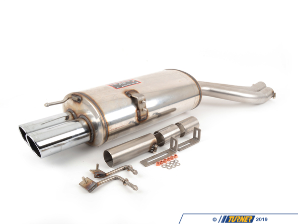 Supersprint E46 325/330i/Ci/ZHP Supersprint Performance Muffler (Round Tips) 787406