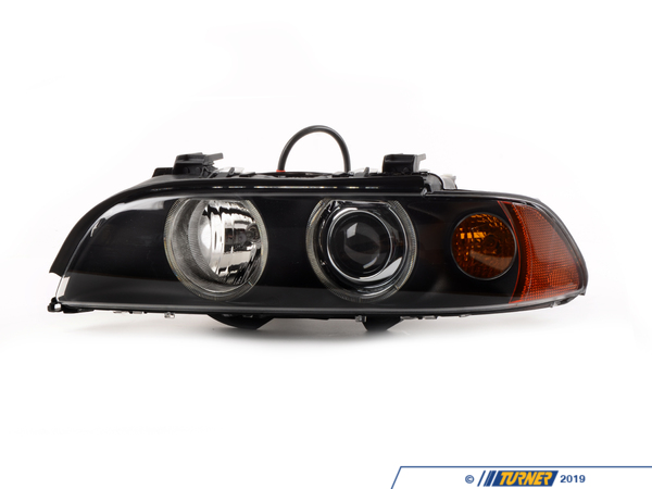 T#18771 - 63126912433 - OEM Hella Headlight - Xenon - Left - E39 525i, 530i 540i M5 2001-2003 - This is the front left OEM Hella Xenon headlight assembly. HELLA is the OEM supplier to BMW of headlight systems and their quality is second to none.Hella is a premium manufacturer that supplies automotive parts to numerous car brands across the world. Everything from electrical to mechanical genuine parts have been made and supplied directly to BMW before the vehicles ever leave the production floor. Their high quality, long lasting parts have made them a trusted brand chosen to help keep your BMW on the road for many years to come.As a leading source of high performance BMW parts and accessories since 1993, we at Turner Motorsport are honored to be the go-to supplier for tens of thousands of enthusiasts the world over. With over two decades of parts, service, and racing experience under our belt, we provide only quality performance and replacement parts. All of our performance parts are those we would (and do!) install and run on our own cars, as well as replacement parts that are Genuine BMW or from OEM manufacturers. We only offer parts we know you can trust to perform!This item fits the following BMWs:2001-2003  E39 BMW 525i 530i 540i M5 - Hella - BMW
