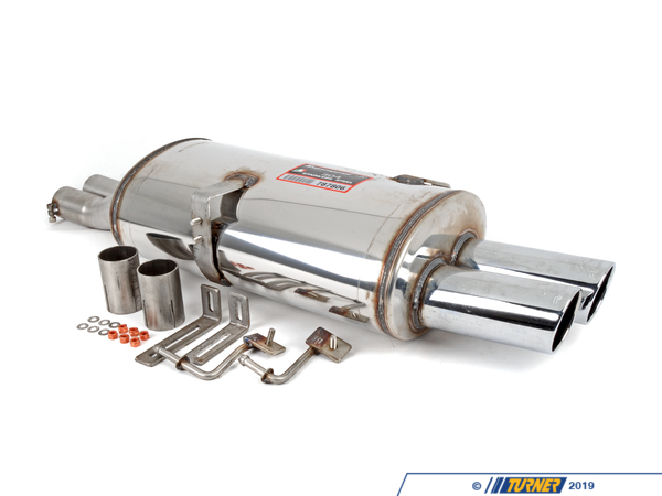 T#3944 - 787806 - Z3 2.5/3.0 Supersprint Performance Muffler - Supersprint -