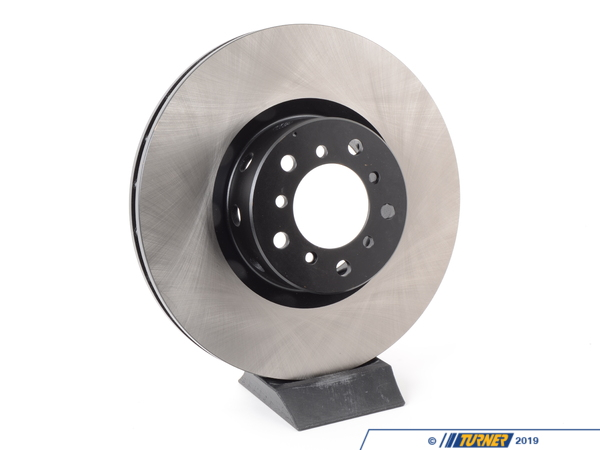 T#1756 - 34112229528C - Front Right Brake Rotor - E39 M5 (US Spec) - Centric brand - Centric - BMW