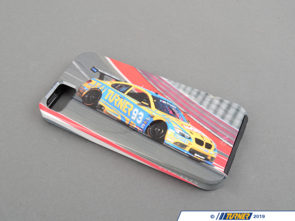 T#178056 - 93-IPHONE - Turner Motorsport Custom Tough Case iPhone 5, iPhone 5s - 93 Car - Turner Motorsport - BMW MINI