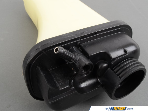 T#341101 - 17111723520 - OEM Mahle-Behr Coolant Expansion Tank - E36/E39/Z3 6 cylinder 1992-1998 - Mahle-Behr - BMW