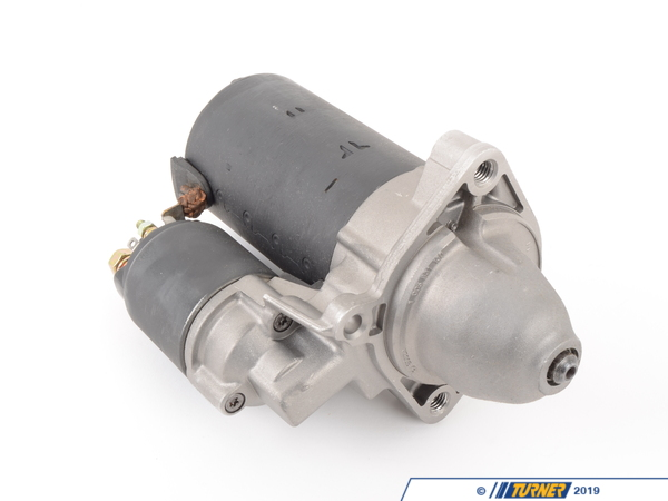 T#1561 - SR0474X - Bosch Starter Motor - E53 X5 3.0i 2000-2006 - If your starter has died and your car will no longer turner over, Bosch's replacement unit is the perfect high quality replacement. OEM replacement for BMW part # 12417501738.Bosch is one of the largest OEM producers of Genuine BMW and aftermarket parts in the world, providing parts for almost every major automotive manufacturer. Bosch has likely supplied many of the original electrical (and mechanical) parts for your BMW. Thanks to their quality, high durability, and reliability, you should expect a long service life from Bosch products.As a leading source of high performance BMW parts and accessories since 1993, we at Turner Motorsport are honored to be the go-to supplier for tens of thousands of enthusiasts the world over. With over two decades of parts, service, and racing experience under our belt, we provide only quality performance and replacement parts. All of our performance parts are those we would (and do!) install and run on our own cars, as well as replacement parts that are Genuine BMW or from OEM manufacturers. We only offer parts we know you can trust to perform!Includes $92.00 core charge to be refunded on return of your rebuildable core.This genuine Bosch Starter motor fits the following BMWs:2000-2006 E53 X5 X5 3.0i - Bosch - BMW