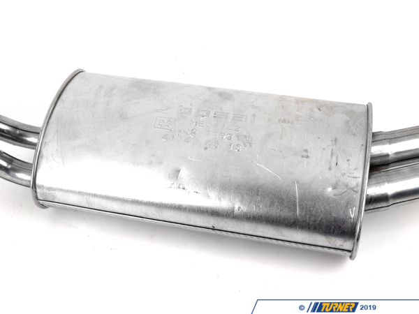 T#12351 - 18101705783 - E30 325i, 325is 1987-1991 Muffler - Cat Back - Bosal - Bosal -