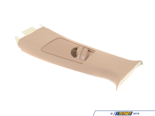 T#105066 - 51438259815 - Genuine BMW Trim Panel,lft Upper Centre - 51438259815 - Hellbeige 2 - Genuine BMW -