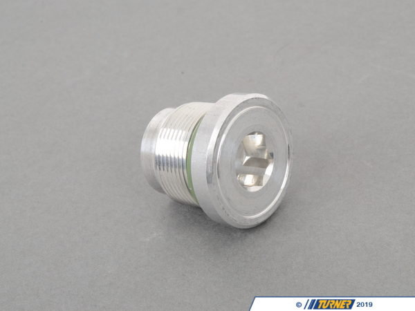 T#50750 - 23317531372 - Genuine BMW Screw Plug, Inner Hexagon - 23317531372 - Genuine BMW -