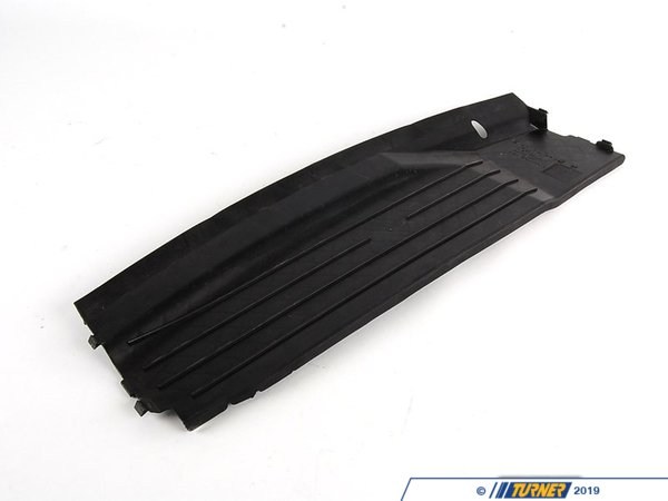T#117094 - 51717011218 - Genuine BMW Air Duct, Radiator, Lower - 51717011218 - E65 - Genuine BMW -