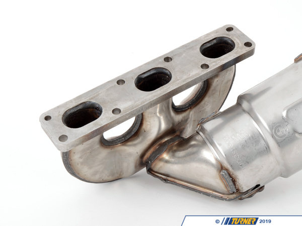 T#36810 - 11627503673 - Genuine BMW Rmfd Exhaust Manifold With C - 11627503673 - Genuine BMW -