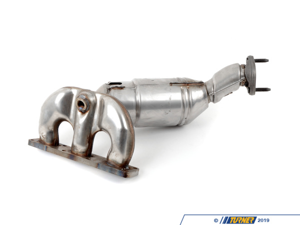 T#36812 - 11627503675 - Genuine BMW Rmfd Exhaust Manifold With C - 11627503675 - Genuine BMW -