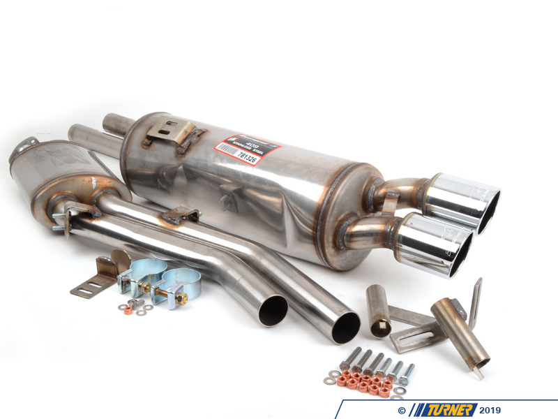 Performance Exhaust Systems >> 781523 781326 E24 635csi E28 535i Is Euro Supersprint