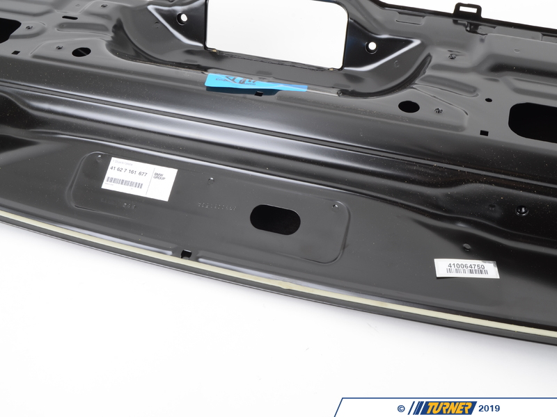41627161677 - Genuine BMW Trunk Lid, Bottom - 41627161677 ...
