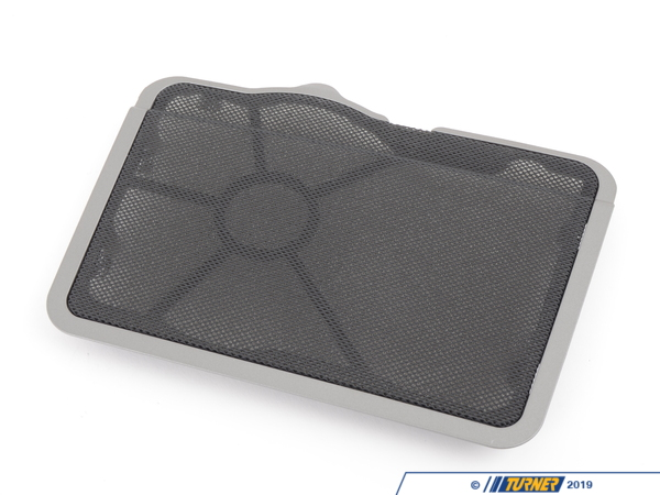 T#109346 - 51467049905 - Genuine BMW Cover F Left Loudspeaker Schwarz - 51467049905 - E65 - Genuine BMW -