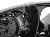 T#85140 - 51168052647 - Genuine BMW Outside Mirror Heated With M - 51168052647 - Gloss Black - Genuine BMW -