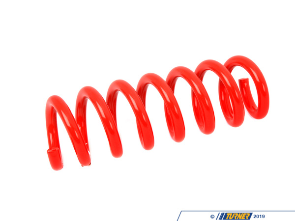 T#179952 - 33536860620 - Genuine BMW Rear Coil Spring - 33536860620 - Genuine BMW -