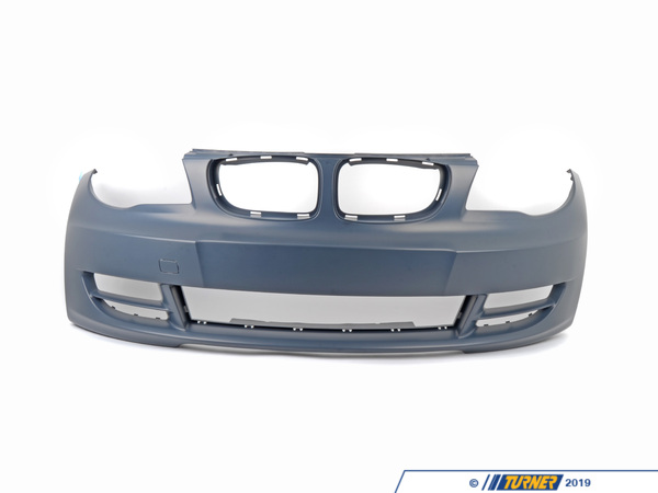T#76521 - 51117202189 - Genuine BMW Trim Cover, Bumper, Primered, Front - 51117202189 - E82 - Genuine BMW -
