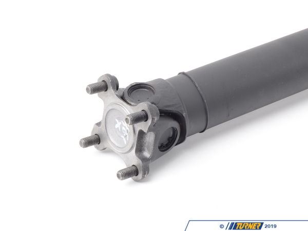 T#4950 - 461X - Driveshaft - E28 535i, 528e, E24 635csi - Manual Transmission 1986-88 - Turner Motorsport - BMW