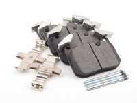 Centric Posi Quiet Brake Pads - Front - F22 M235i, F30 335i, F32 435i