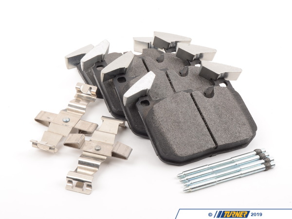 Centric Centric Posi Quiet Brake Pads - Front - F22 M235i, F30 335i, F32 435i 104.16090