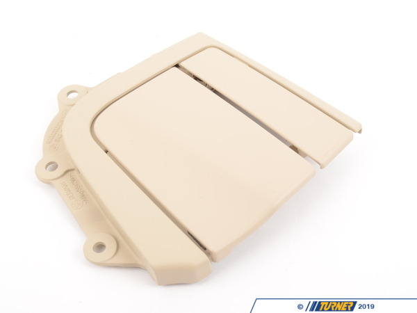 T#135560 - 54377174547 - Genuine BMW Flap For Linkage Exit, Left Creambeige - 54377174547 - E93 - Genuine BMW -