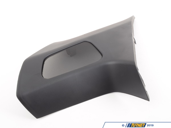 T#104324 - 51438037392 - Genuine BMW Cover, Column D, Right Schwarz - 51438037392 - E70 X5 - Genuine BMW -