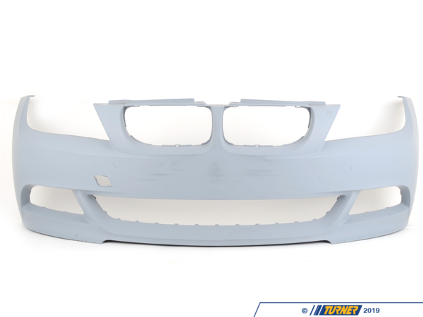 T#75664 - 51112147189 - Genuine BMW Trim Cover, Bumper, Primered - 51112147189 - Genuine BMW -