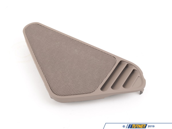 T#108050 - 51458138169 - Genuine BMW Cover Loudspeaker Left Pergament Dkl. - 51458138169 - E34 - Genuine BMW -