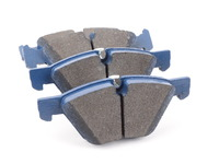 F10 528i/xi Front Cool Carbon S/T Performance Brake Pad Set