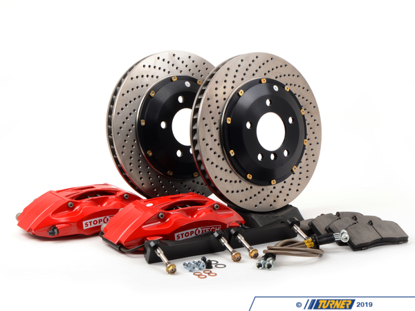 StopTech StopTech Front Big Brake Kit (332mm) - E36 M3, MZ3 TMS3293