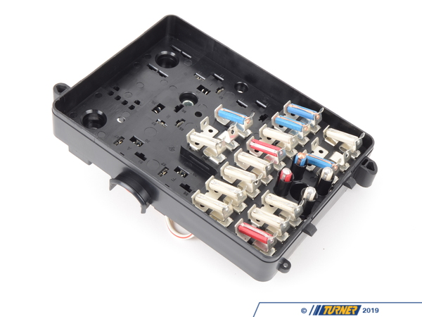 T#24295 - 61131369596 - Genuine BMW Fuse Box - 61131369596 - Genuine BMW -